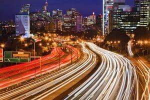 australia-sydney-traffic