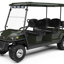 4 seat electric utility cart