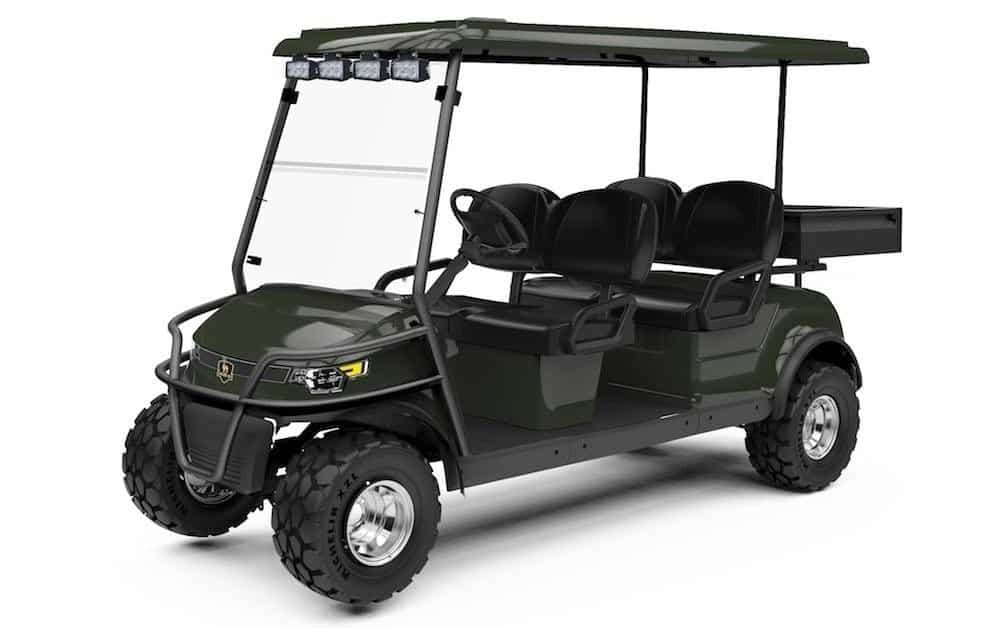 Marshell Start The New Year With Ten New Golf Cart Models