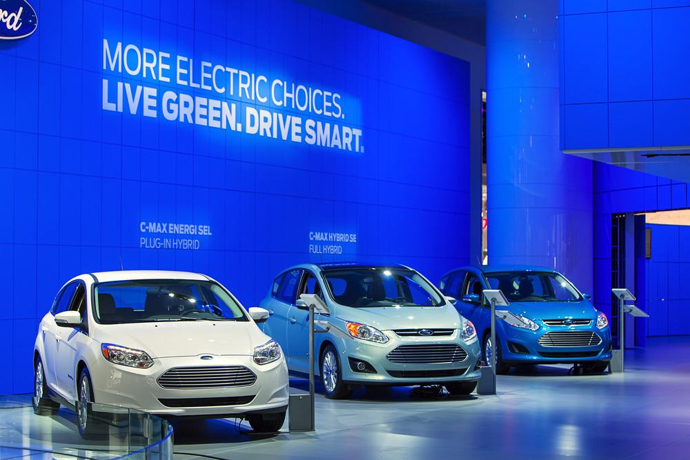 Ford Announces $11 billion Investment in Electric Vehicles