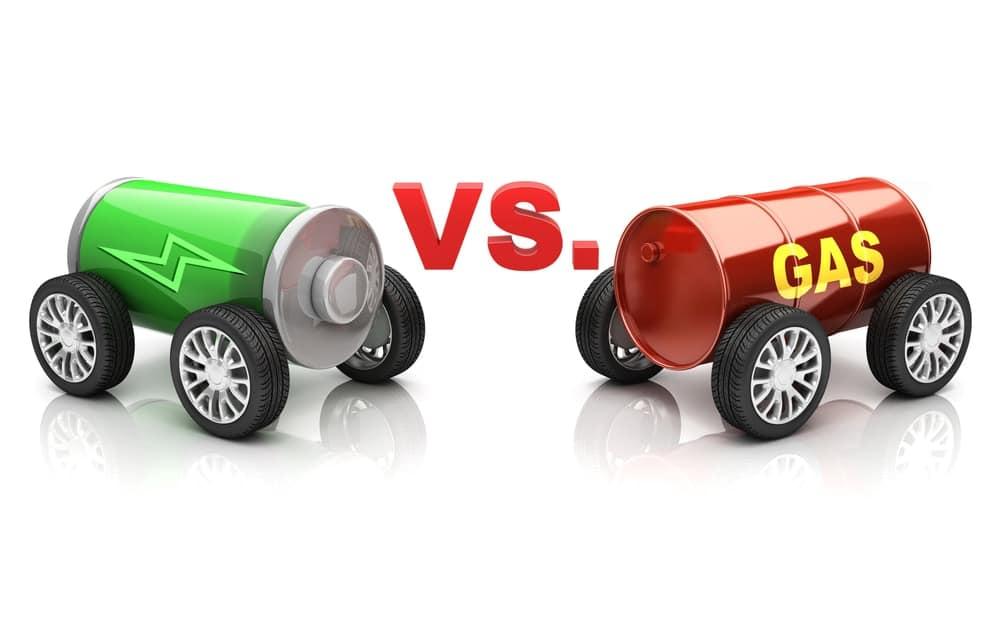electric golf carts vs gas golf carts