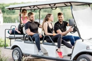 buy a new golf cart