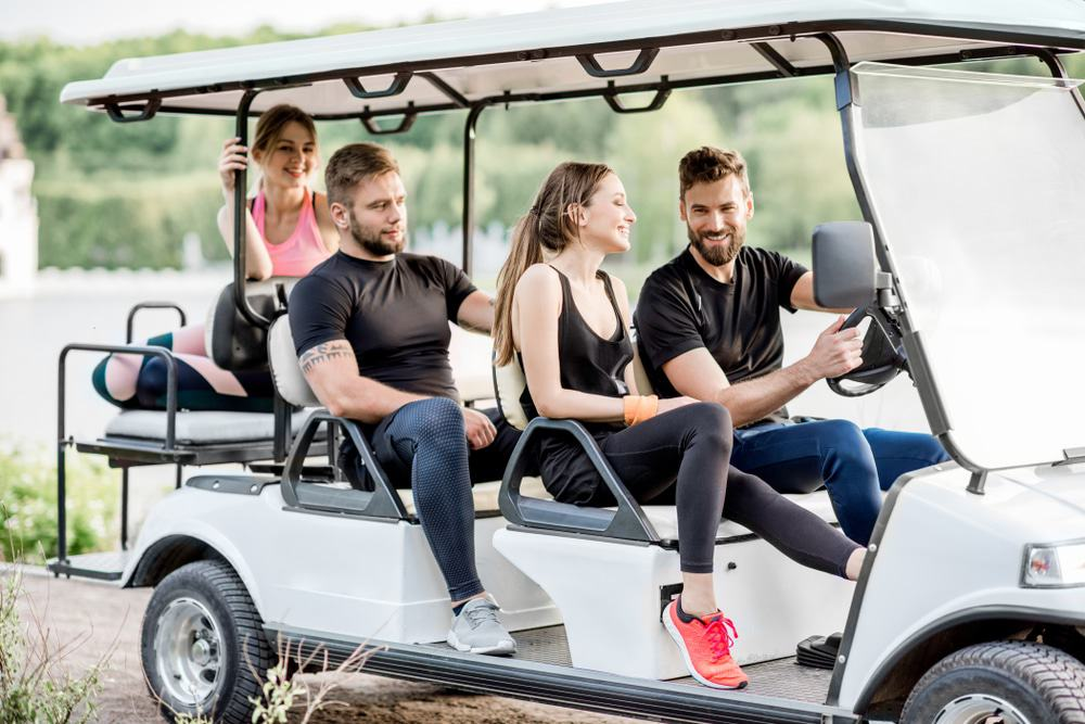 It's Par for the Course: 5 Reasons You Need to Buy a Golf Cart