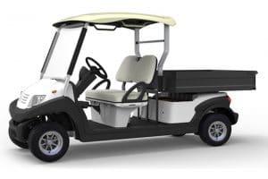 electric resort utility vehicle