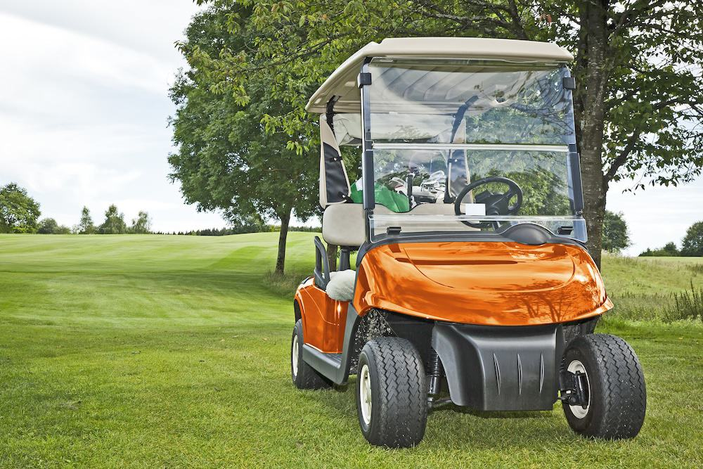 Everything You Need to Know About Golf Cart Tyres