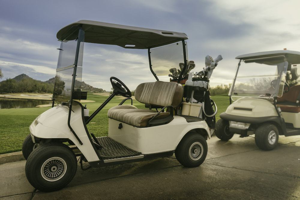 8 Great Unconventional Uses for a Golf Cart