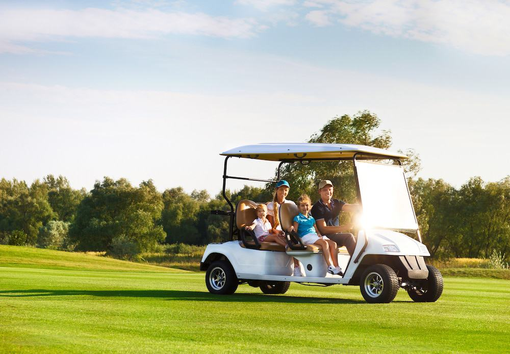 9 Essential Golf Cart Maintenance Tips