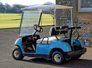 children's golf carts