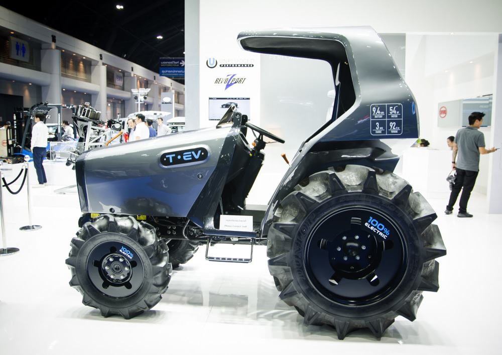 The Incredible Benefits of Switching to Electric Farm Utility Vehicles