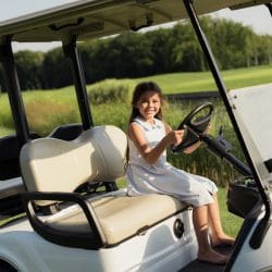children's golf carts