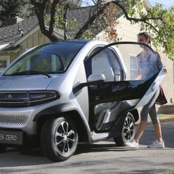 Eli Zero Neighbourhood Electric Vehicles