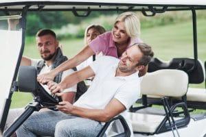 golf cart speed tips