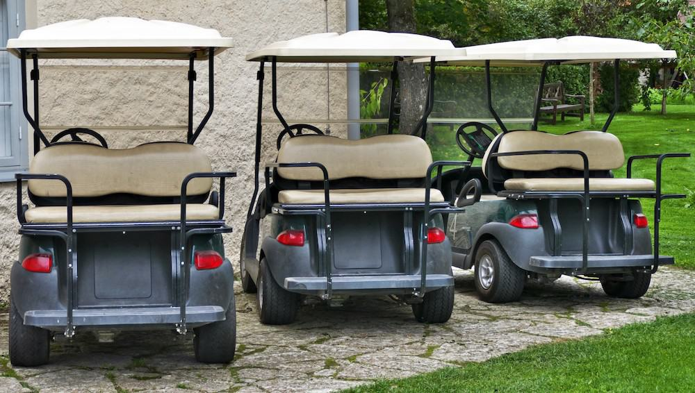 What Are the Differences Between Golf Carts and Low Speed Vehicles?