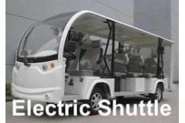 Electric Shuttle Carts